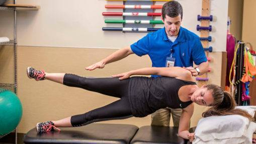 Physical Therapist  Rehabvisions